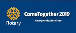 Rotary Come Together 2019